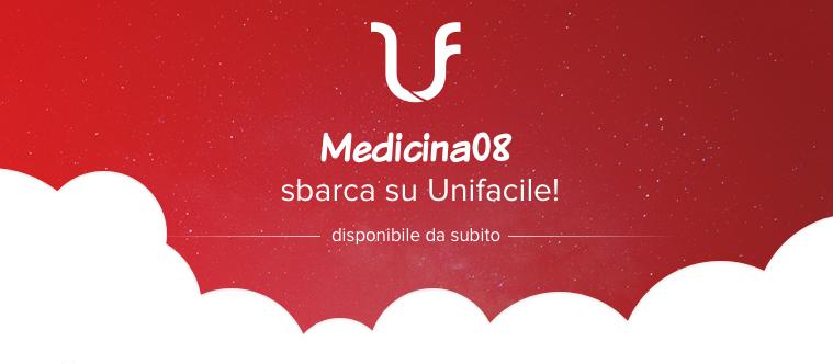 Medicina08 sbarca su Unifacile